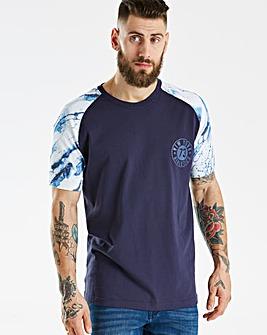 Jacamo Marble T-Shirt Long