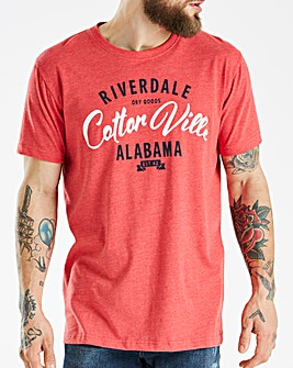 Jacamo Riverdale T-Shirt Regular