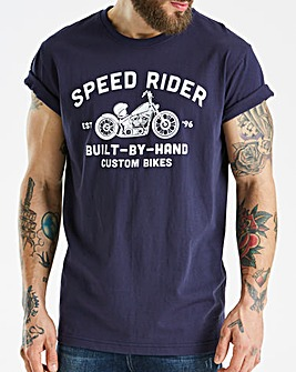 Jacamo Rider T-Shirt Regular