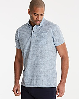 Jacamo Spacedye Polo Long