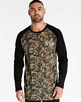 Jacamo Cali Dragon T-Shirt Long