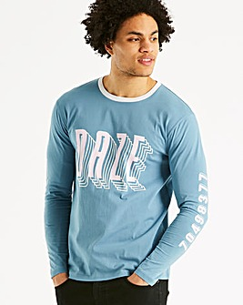 Jacamo Daze L/S T-Shirt Long