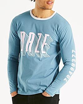 Jacamo Daze L/S T-Shirt Regular