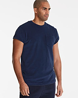 Jacamo Terry Towelling T-Shirt Regular