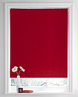 Straight Thermal Blackout Roller Blind