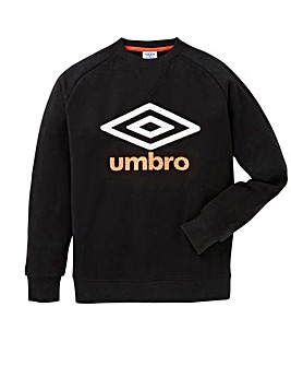 Umbro Crew-Neck Sweatshirt