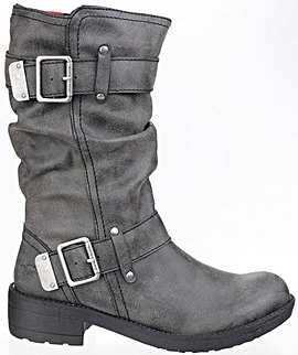 Rocket Dog Trumble Zip up Boot