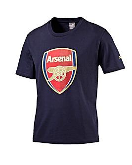 Puma AFC Crest Fan T-Shirt