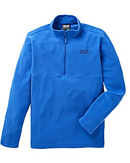 Jack Wolfskin Gecko 1/2 Zip Fleece