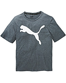 Puma Big Cat Heather T-Shirt