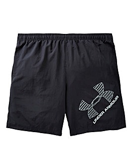 Under Armour 8in Woven Graphic Shorts