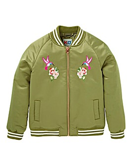 Girls Souvenir Bomber Jacket