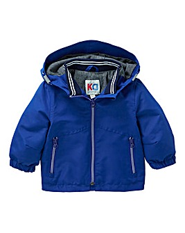 Baby Boy Showerproof Coat