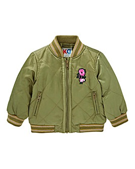 Baby Girl Bomber Jacket