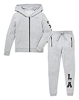 Boys Printed Tracksuit