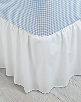 Easy Fit Bed Valance