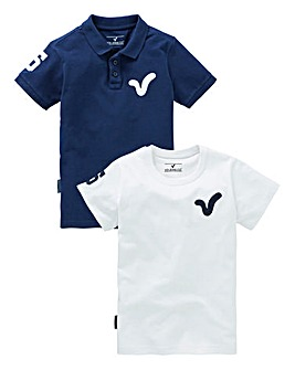 VOI Boys T-Shirt and Polo Pack