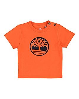 Timberland Toddler Boys Logo T-Shirt
