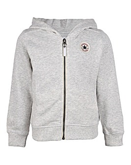 Converse Girls Chuck Patch F Z Hoodie