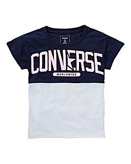 Converse Girls Worldwide Femme Tee