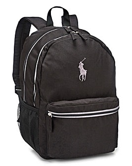 Ralph Lauren Black Ever Backpack