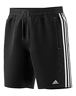 adidas Youth Boys Three Stripe Shorts