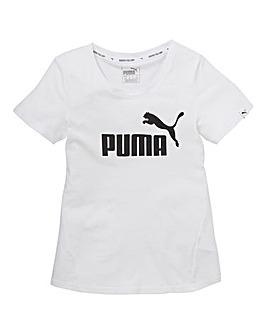 Puma Girls Essential No.1 T-Shirt
