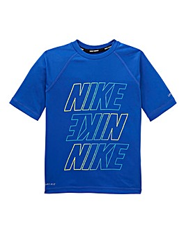 Nike Boys Swim Hydroguard T-shirt