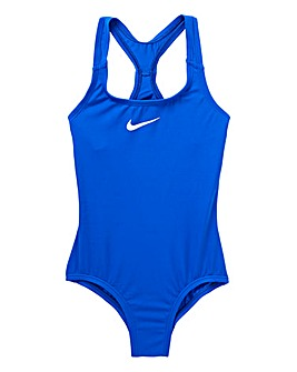 Nike Girls Racerback Swimsuit