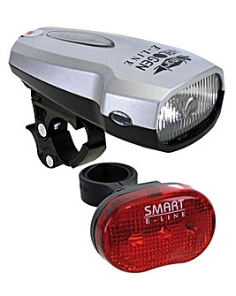 Smart Lamp Set. Front/LED Rear