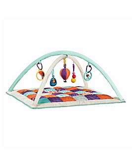 B Baby Wonders Activity Quilt Gym