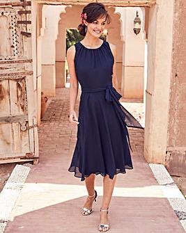 Joanna Hope Chiffon Dress