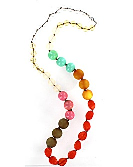 Lizzie Lee Brightly Coloured Necklace