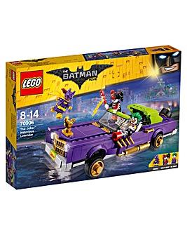 LEGO The Batman Movie The Joker Lowrider