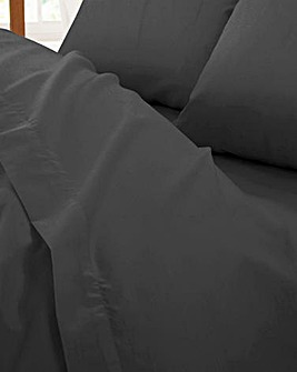 Non-Iron 200TC Plain-Dye Flat Sheet