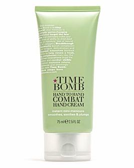 Time Bomb Hand To Hand Combat Hand Cream