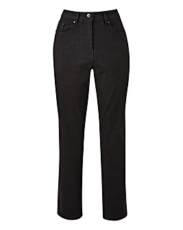 Petite Everyday Straight Leg Jeans