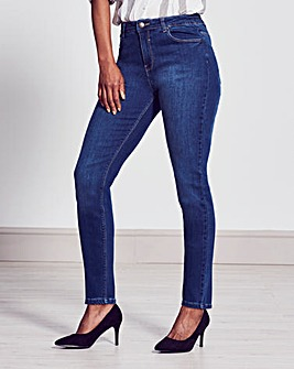 Everyday Slim Leg Jeans Regular