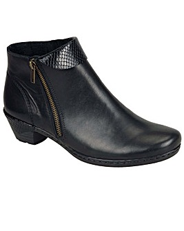 Rieker Harris Womens Casual Ankle Boots