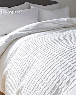 Aria Embellished Duvet Cover Set