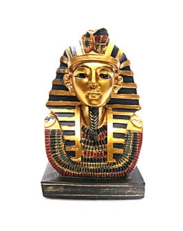 Decorative Egyptian Tutankhamen Bust