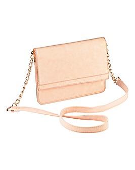 Mini Pastel Pink Shoulder Bag