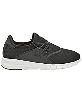 Lonsdale Sirius lace up trainers