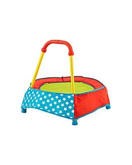 CV Indoor Toddler Trampoline - Blue