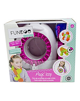 FUNDOO Twist Magic Loop Knitting Machine