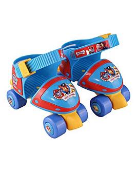 PAW PATROL Adjustable Baby Quad Skates