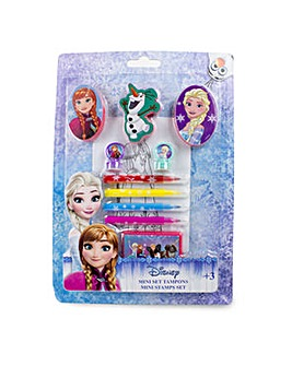 DISNEY Frozen Mini Stamps Set