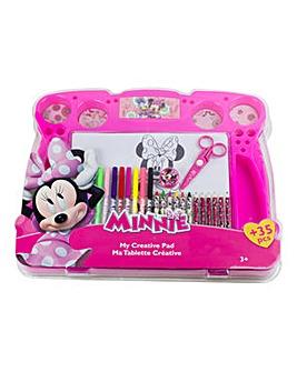 DISNEY Minnie Mouse Creative Pad