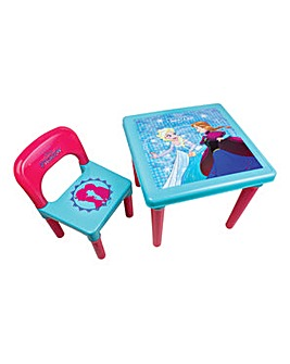 DISNEY Frozen Table & Chair Set