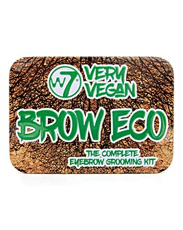 W7 Very Vegan Brow Eco Tin